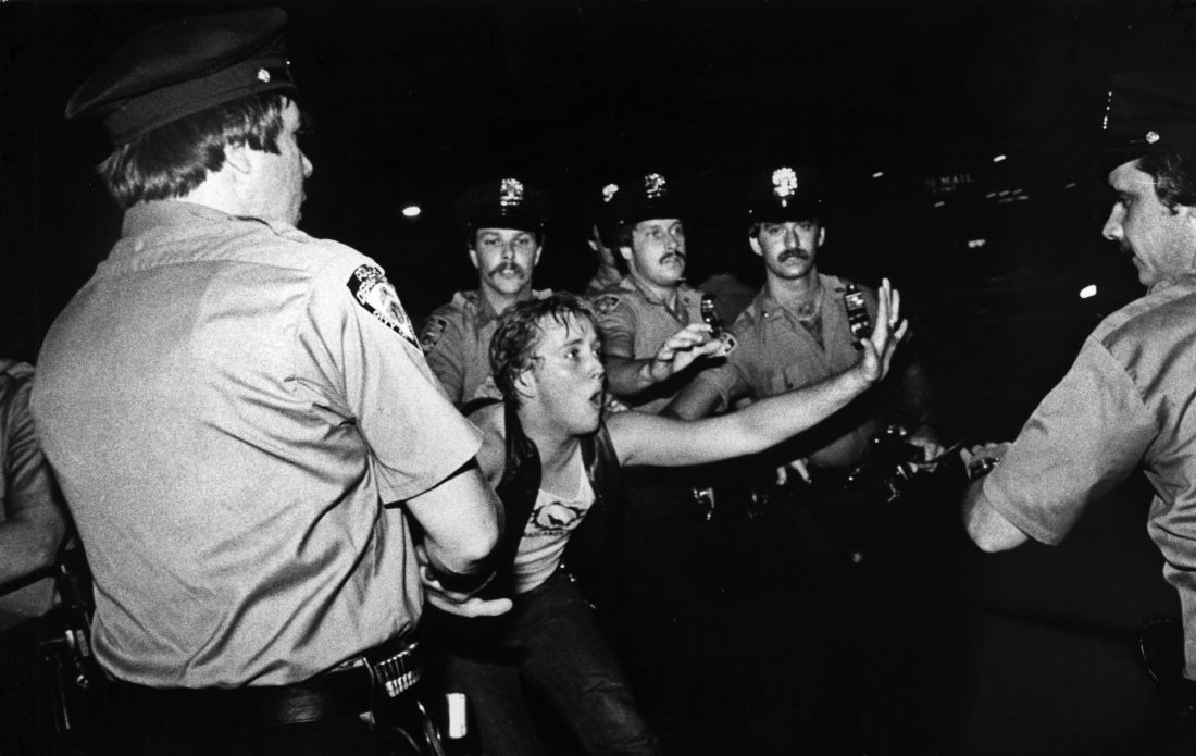 What were the Stonewall Riots?